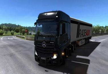 ETS2/ATS Weather Graphics redo 1.22 – 1.36.x