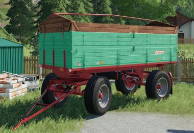 [FBM Team] Old 7.1t trailer v1.0.0.0