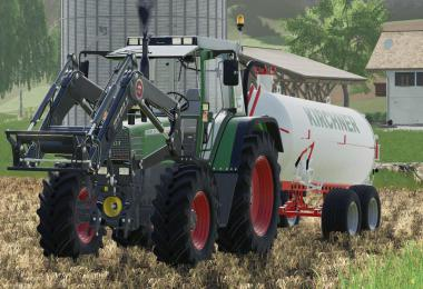 Fendt Favorit 509 510 v4.0.0.0