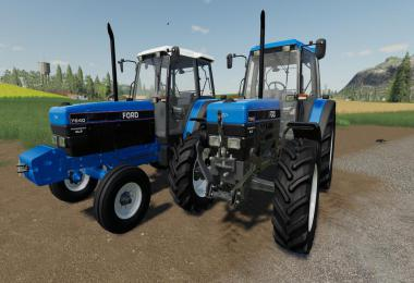 Ford 40 Series Pack v1.1.0.0