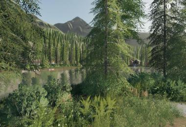 FS19 Fenton Forest 4x update 9 by Stevie