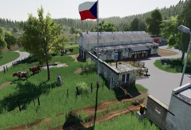 FS19 Vaskovice v2.0