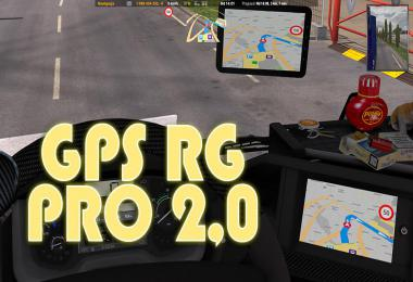 GPS RG PRO v2.0