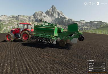 Great Plaains 3S-3000 HD v1.0