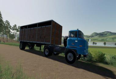HLS Viehtransport Sattel v1.0