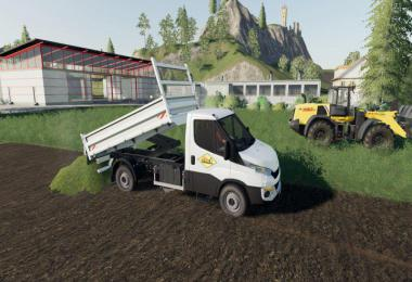 Iveco Daily Benne Fixed v1.0.0.0