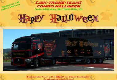 JBK Halloween Combo Pack v1.0