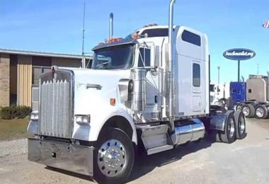 Kenworth W900 Real Engine Sounds 1.35