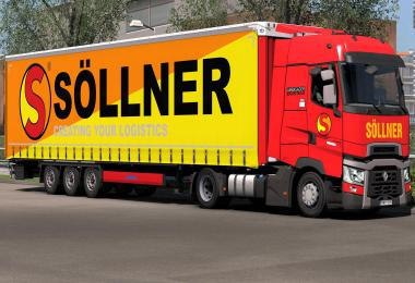 Krone Megaliner Skin Pack v1.9 by TheNuvolari