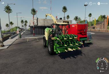 Krone x collect 50 meter v1.0