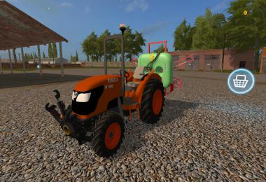 Kubota M7040 Narrow v1.0