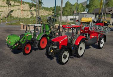 Kuhn Interactive Sprayers v1.3.0.0