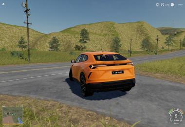 Lamborghini Urus FS19 v1.0