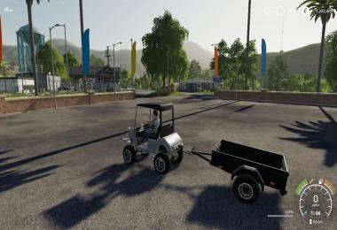 Lifted Offroad GolfCart v1.0.0.0
