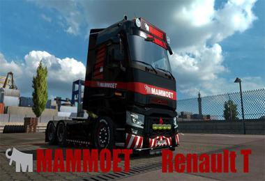 Mammoet Renault Range T v1.0 1.35.x