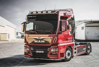 MAN TGX EURO 6 REAL D38 ENGİNE SOUND v3.0