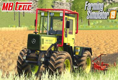 MB Trac 1000 Intercooler v1.2.0 Final