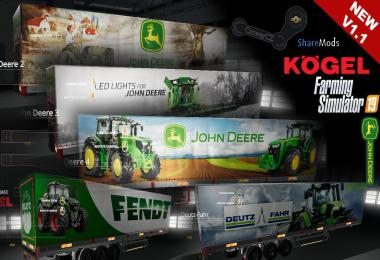 MEGA KOGEL TRAILERS PACK v1.1