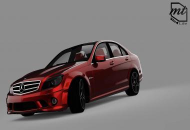 Mercedes-Benz C63 v1.1 1.35