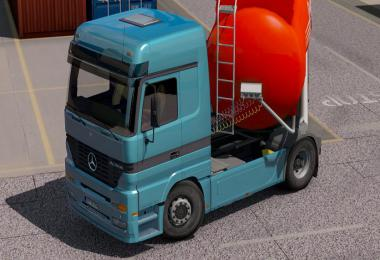 Mercedes Benz MP1 for v1.35.3.4s