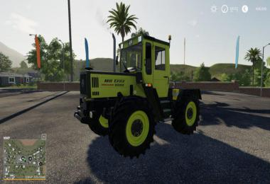 Mercedes Benz Trac 1000 Intercooler v1.1.0.0