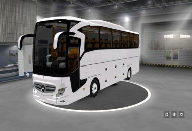 Mercedes Benz Travego S 2016 Fix 1.35.x