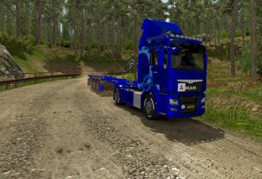 NEW MAN – TGS E6  – ETS2 1.35.x
