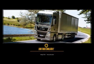 New Photo Loading Screens Mod ETS2 1.35