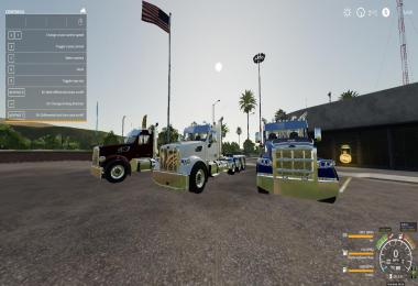 Pete 567 Heavy Haul v1.0