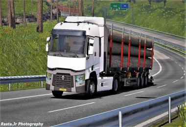 Renault Range T Improved Sound v1.0