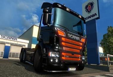 Scania P Series by Wolfi & Nazgûl updated by Sogard3 v1.3