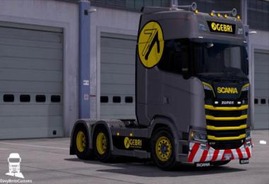 Scania S Gebri v1.0