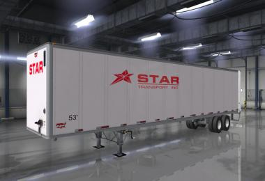 Star Transport Inc. for B4rt's Wabash Duraplate v1.0