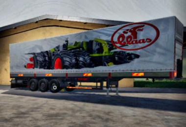 TRAILER autoload multiple CLAAS v1.5