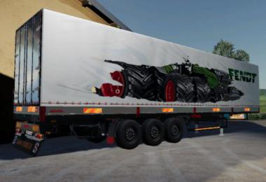 TRAILER autoload multiple FENDT v1.5