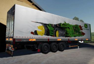 TRAILER autoload multiple JOHN DEERE v1.5