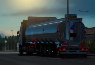 Trailer Mammut Tanker 1.35