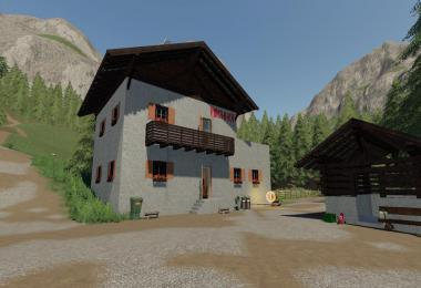 Tyrolean Farm - Buildings v1.0.0.0