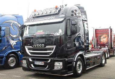 Iveco New Stralis Real Sounds Pack 1.35