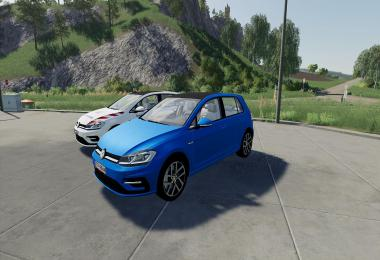 Volkswagen Golf 2017 v1.0