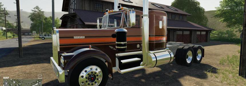 1974 Kenworth W900A Flat top v1.0