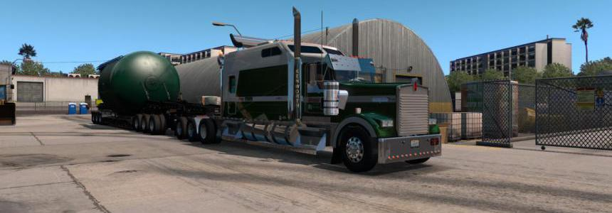 Kenworth W900 Long 1.36.x