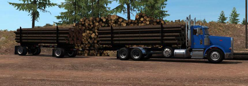 3XX Heavy Truck and Trailer Add-On v1.8 1.36.x