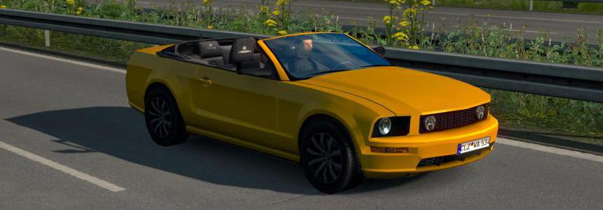 AI Traffic Cars from ATS v1.6 1.36.x