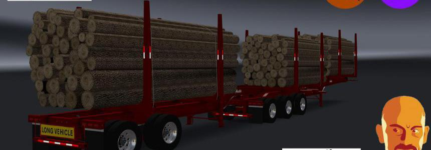ARCTIC LOGS TRAILERS ATS 1.36.x