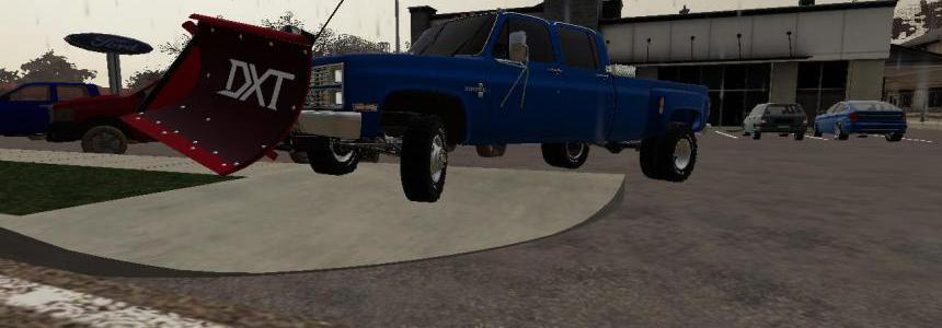 Chevy K30 Modified v1.2.3.0