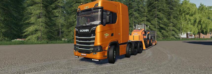 Scania COLAS Truck v1.0.0.0