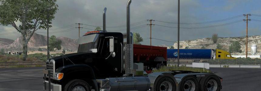 Custom mack granite 1.36