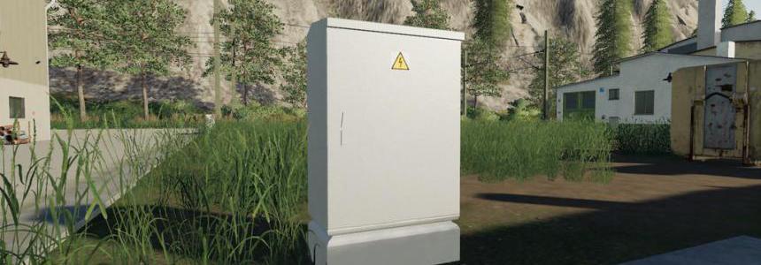 Electrical Box v1.0.0.0