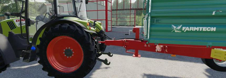 Farmtech TDK 1600 dynamische Schlauche v1.0